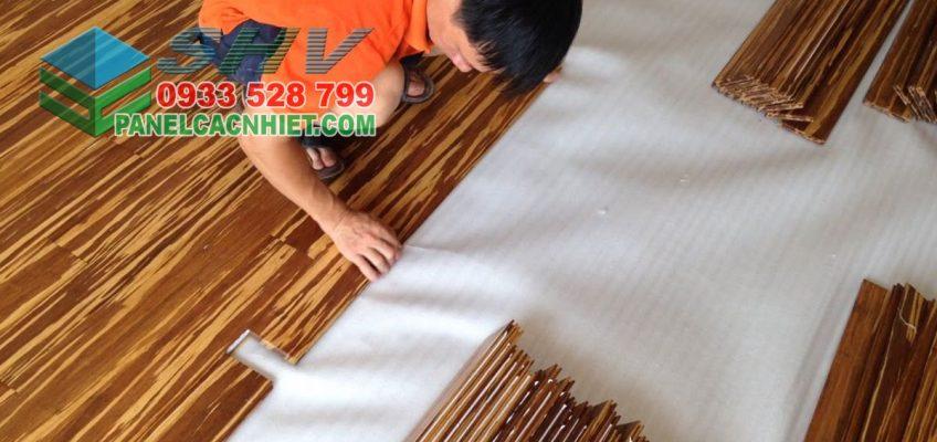 chống ăn mòn sàn gỗ công nghiệp