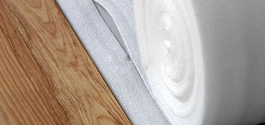 Mút lót sàn gỗ cách âm – cách nhiệt